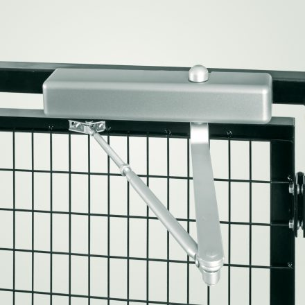 Saf-T-Fence Partitions Feature Lock- Made In America