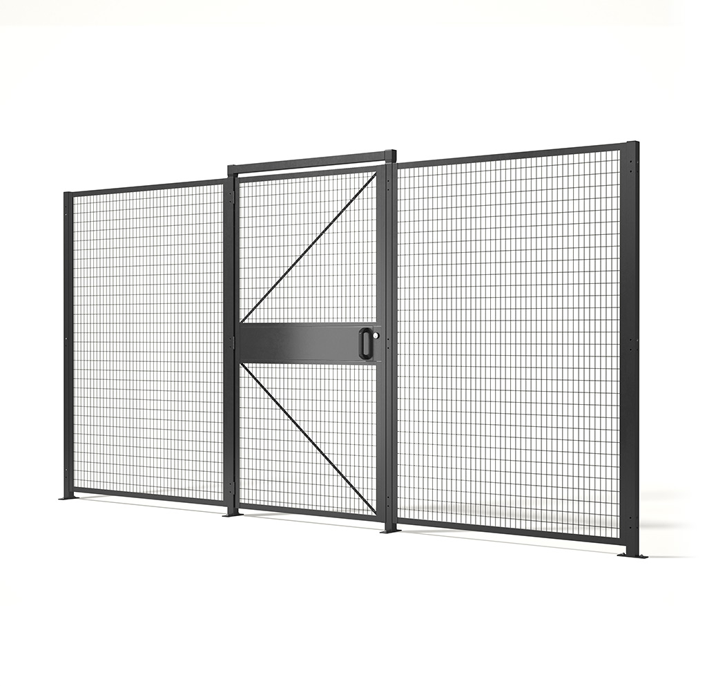 Saf-T-Fence Partitions