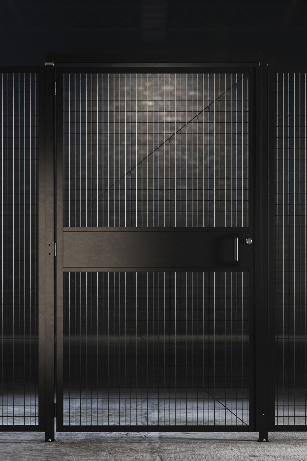 Saf-T-Fence® Partitions