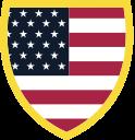 Folding Guard US Shield
