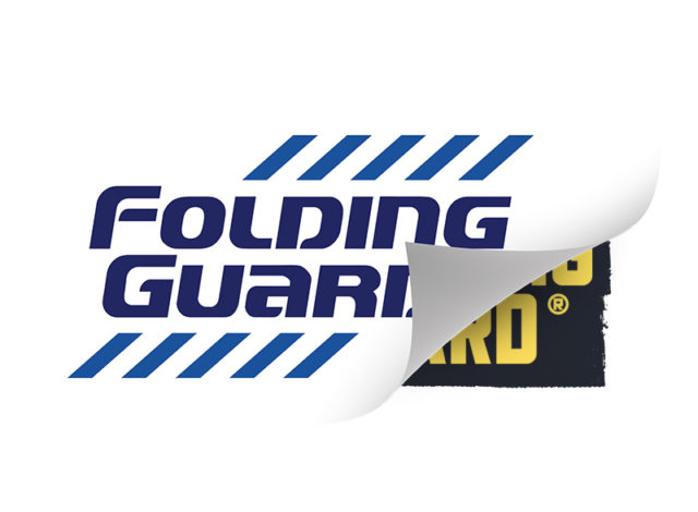 The new Folding Guard