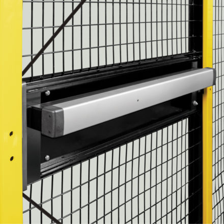 Saf-T-Fence® Machine Perimeter Guarding Feature