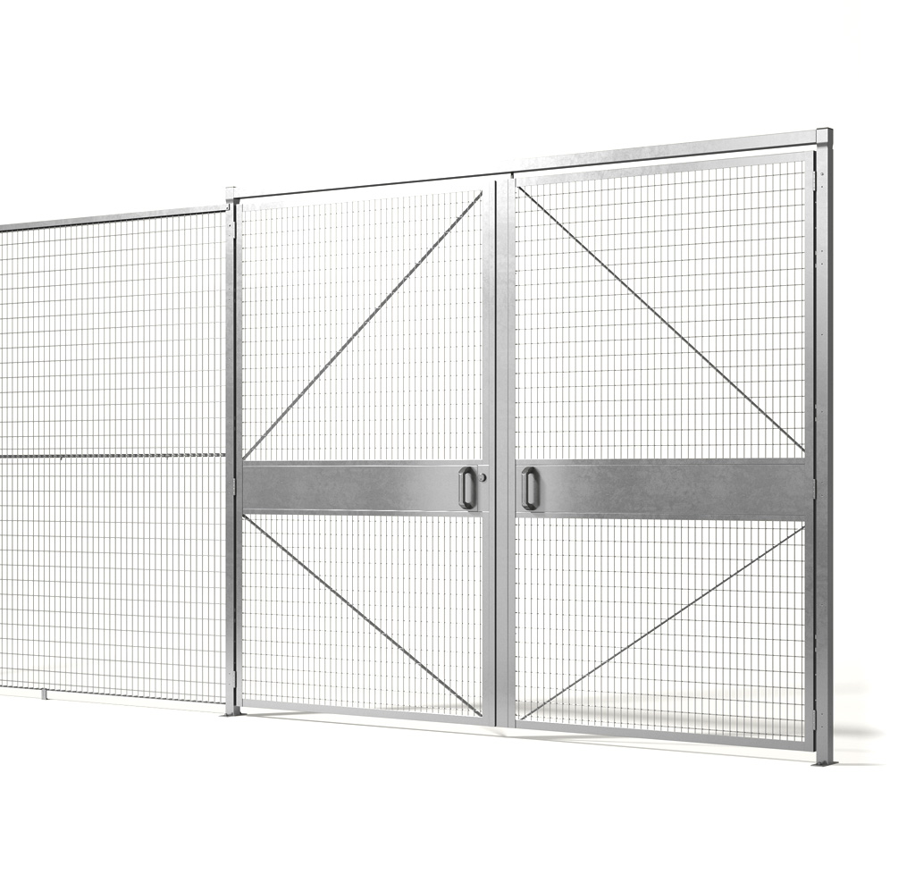 Made in America Qwik-Fence® Partitions