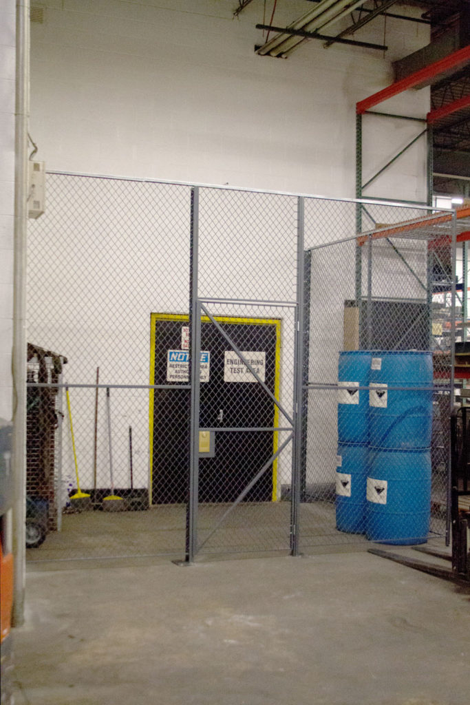 Wov-N-Wire® Partitions