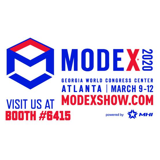 MODEX 2020 Folding Guard Booth 6415