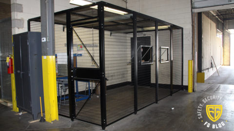 Why does your facility need a Driver Cage? Tips from Folding Guard