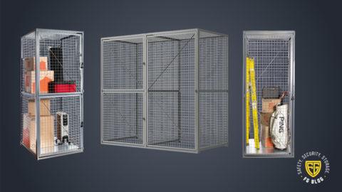 Featured Benefits of Providing Tenant Storage Lockers