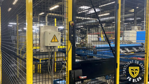 Featured Machine Safety Machine Guarding from Folding Guard