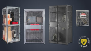 Featured Lockers from Folding Guard