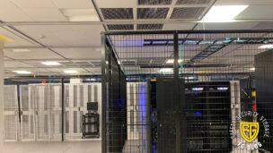 Featured Data Centers Example from Folding Guard